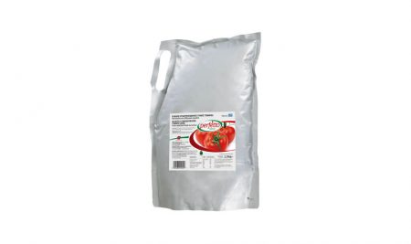 Ελαφρά συμπυκνωμένος χυμός τομάτας